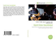Обложка Kjetil-Vidar Haraldstad