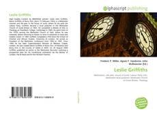 Buchcover von Leslie Griffiths