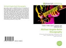 Buchcover von Michael Angelo Batio Discography