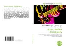 Couverture de Adam Lambert Discography