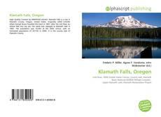 Bookcover of Klamath Falls, Oregon