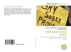 LGBT rights in Saudi Arabia kitap kapağı