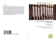 Обложка Judaism