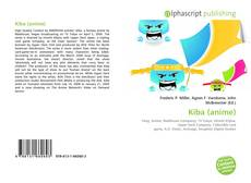 Capa do livro de Kiba (anime)