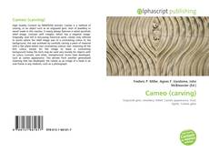 Bookcover of Cameo (carving)