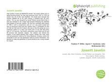 Bookcover of Jowett Javelin