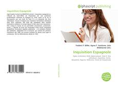 Inquisition Espagnole kitap kapağı
