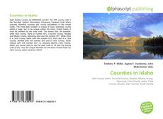 Bookcover of Counties in Idaho