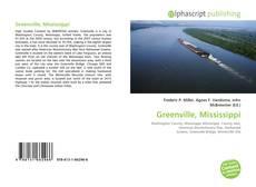 Greenville, Mississippi的封面
