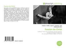 Bookcover of Passion du Christ