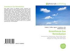 Borítókép a  Greenhouse Gas Remediation - hoz