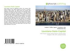Bookcover of Louisiana State Capitol