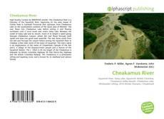 Cheakamus River kitap kapağı
