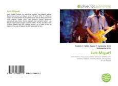 Portada del libro de Luis Miguel