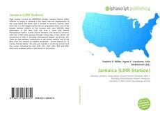 Capa do livro de Jamaica (LIRR Station)