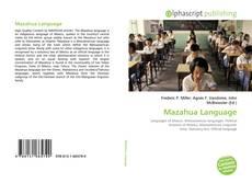 Обложка Mazahua Language