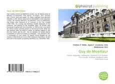 Couverture de Guy de Montlaur