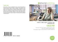 CKLG-FM kitap kapağı