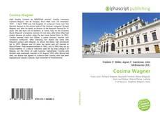 Buchcover von Cosima Wagner