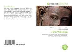 Обложка John Winthrop