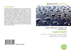 Bookcover of Leyland Eight