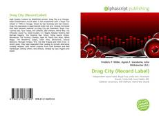 Copertina di Drag City (Record Label)