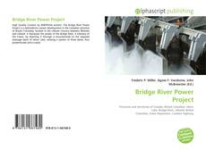 Bridge River Power Project kitap kapağı