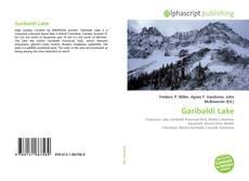 Garibaldi Lake kitap kapağı