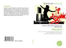 Buchcover von Meg Baird