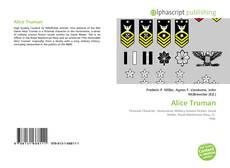 Bookcover of Alice Truman