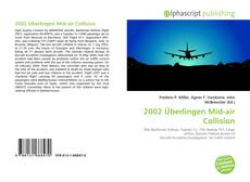Bookcover of 2002 Überlingen Mid-air Collision