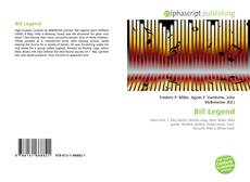 Bookcover of Bill Legend