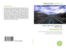 Bookcover of Interstate 65