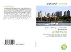 Bookcover of Jordan Marsh