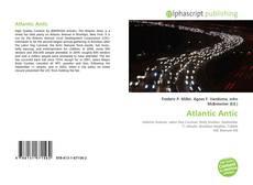 Borítókép a  Atlantic Antic - hoz