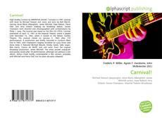Bookcover of Carnival!