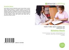 Bookcover of Kristina Davis
