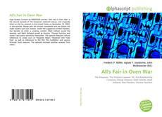 Borítókép a  All's Fair in Oven War - hoz