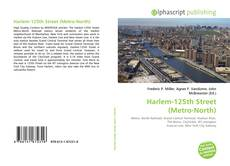 Bookcover of Harlem-125th Street (Metro-North)