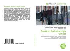 Brooklyn Technical High School kitap kapağı