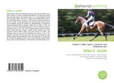 Bookcover of Mike E. Smith