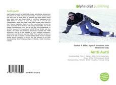 Buchcover von Antti Autti