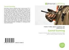 Capa do livro de Carmel Gunning