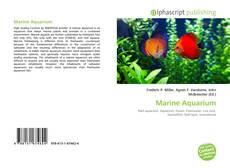 Buchcover von Marine Aquarium