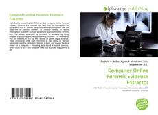 Capa do livro de Computer Online Forensic Evidence Extractor