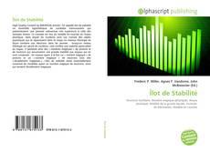 Bookcover of Îlot de Stabilité
