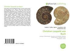 Buchcover von Christian Leopold von Buch