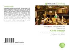 Bookcover of Clone Trooper