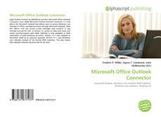 Buchcover von Microsoft Office Outlook Connector