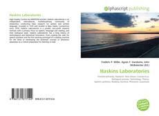 Capa do livro de Haskins Laboratories